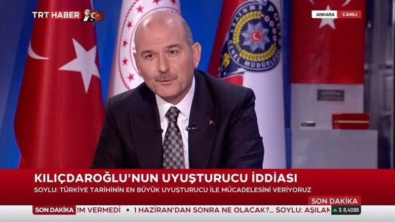 Ortalık karışıyor: Süleyman Soylu'dan Erdoğan'ı kızdıracak açıklama
