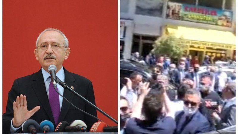 Rize'deki Akşener provokasyonuna Kılıçdaroğlu'ndan tepki