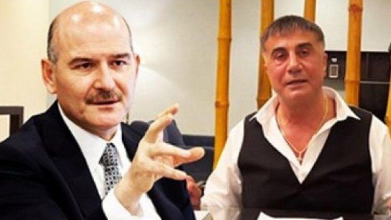 İşte Sedat Peker'in Habertürk'te Süleyman Soylu'ya sorulması için RT'lediği soru