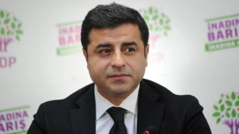 Sedat Peker'in iddialarının ardından Demirtaş'tan dikkat çeken paylaşım: 2 ay önce yazmıştım