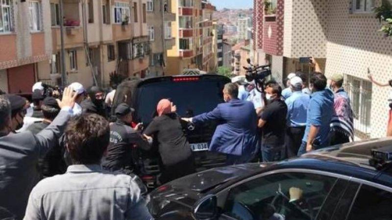 Ekrem İmamoğlu'nun konvoyuna saldırı!
