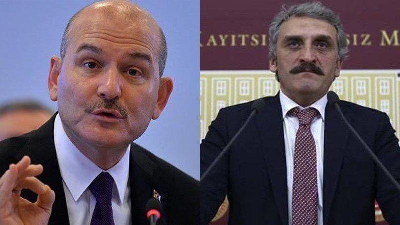 AKP'li Çamlı, Süleyman Soylu yerine Metin Külünk'e destek verdi