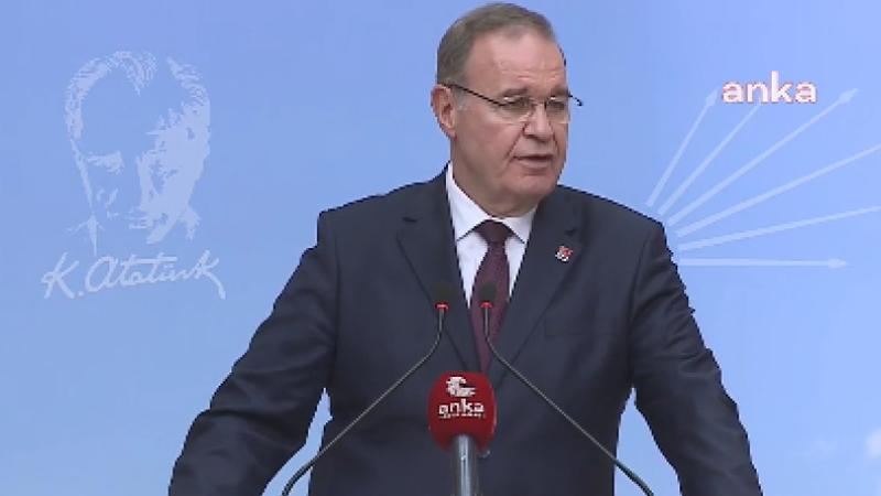 Faik Öztrak: Seçilmiş başbakanın koltuğu kumpasla alınmış, İçişleri Bakanı bunu itiraf etti