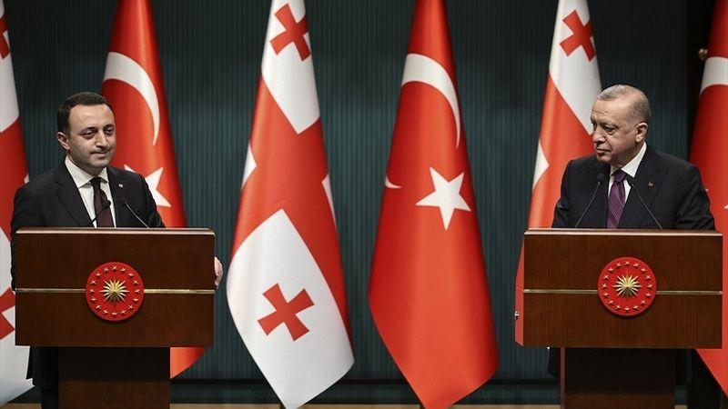 Erdoğan'dan Ermenistan mesajı: Türkiye olarak varız