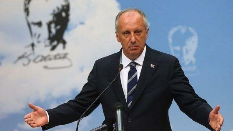Muharrem İnce: Süleyman Soylu'nun ben savcılara söylerim demesi Erdoğan'a mesajdır