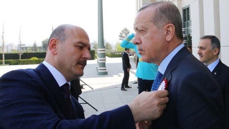Ortalığı karıştıracak iddia: Erdoğan'ın Süleyman Soylu'yu neden görevden almadığı belli oldu