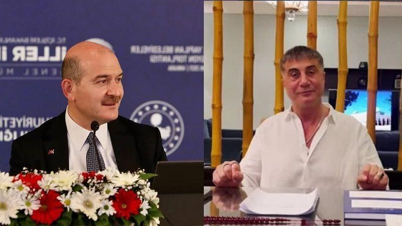 Süleyman Soylu'nun 'Sedat Peker' yalanı ortaya çıktı: İşte Bakan'ın unuttuğu belge!
