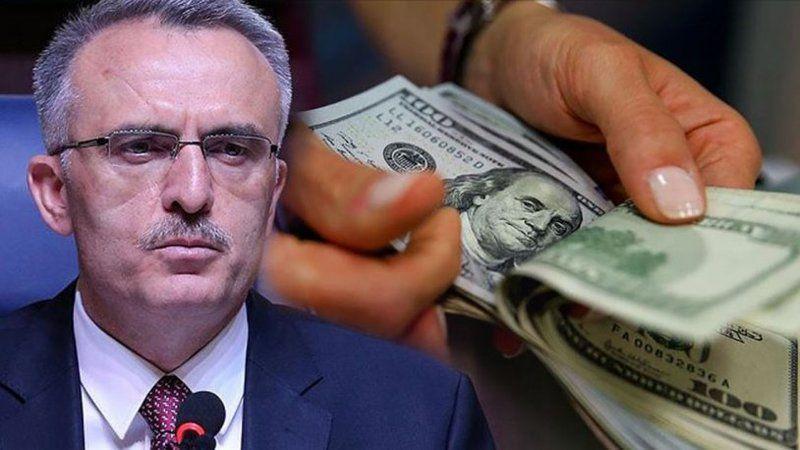 Skandal dolar iddiası patladı! 'Naci Ağbal'ın görevden alınmasından saatler önce...'