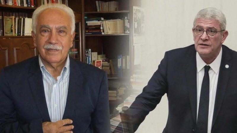 İYİ Partili Dervişoğlu'ndan Perinçek'in suikast iddialarına yeni açıklama: 'Kağıt parçası' detayı harekete geçirmiş