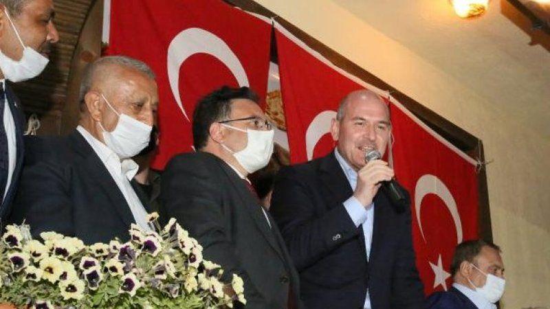Murat Muratoğlu'ndan Süleyman Soylu'ya: Yavaş sıçrasak da saçımız başımız dağılmasa!