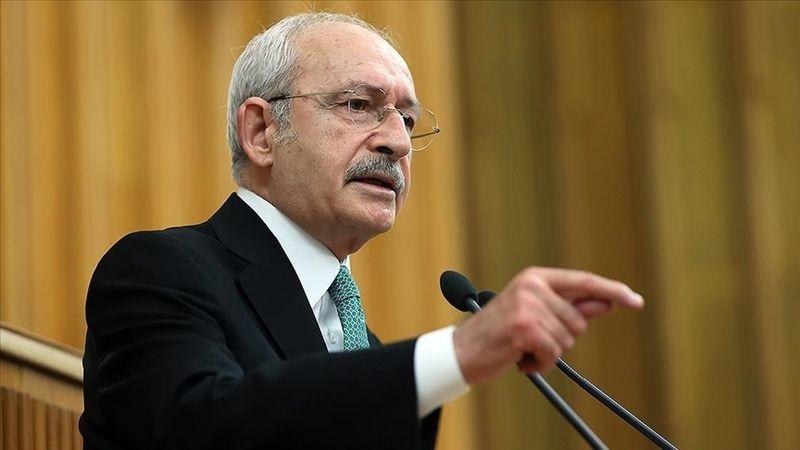 Kılıçdaroğlu'ndan Erdoğan'a zor 'Sedat Peker' sorusu