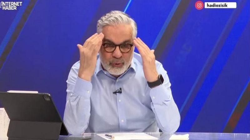 Hadi Özışık: Süleyman Soylu'yu arayıp 'Sedat Peker ile röportaj yapmak istiyorum' dedim ve...