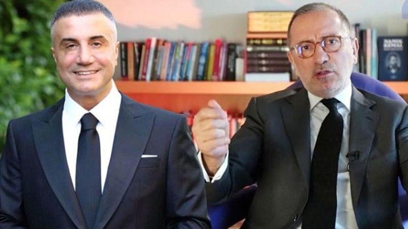 Fatih Altaylı'dan 'Sedat Peker' isyanı: Galiba o noktaya yaklaşıyoruz...