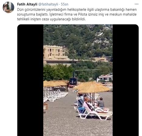 Fatih Altaylı'dan flaş paylaşım! Bakanlık harekete geçti...