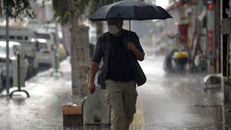 Meteoroloji 5 bölge için uyardı: Sağanak bekleniyor