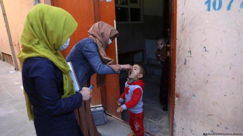 Çocuk felci aşısı yapan ekibe silahlı saldırı: 4 ölü