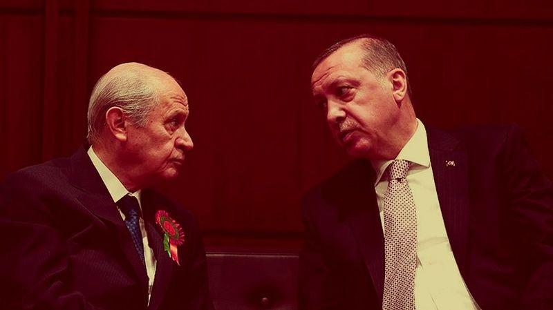 Grup toplantısı sonrası kulisleri sallayan iddia: Bahçeli, Erdoğan'ın sözlerinden rahatsız!