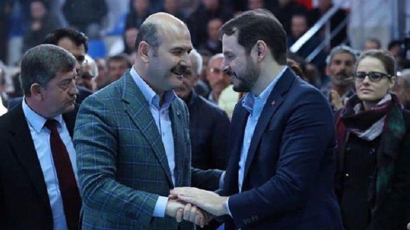 Berat Albayrak cephesinde dikkat çeken hareketlilik: Hedef Süleyman Soylu ve...