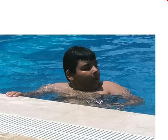 35 santimetrelik havuzda boğulan Deniz'in babası: Sırtında mazgal izi vardı