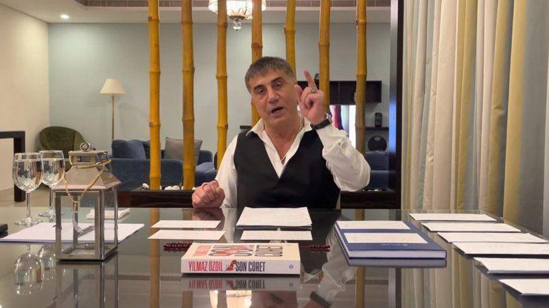 Sedat Peker hakkında flaş iddia: 'Kapsamlı dosya çoktan iletilmiş'
