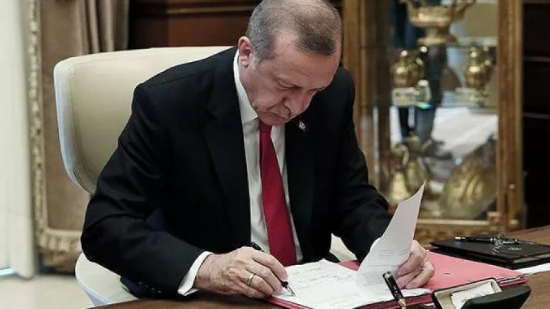Cumhurbaşkanı Erdoğan genelgeyi imzaladı! 30 Haziran'da kutlanacak