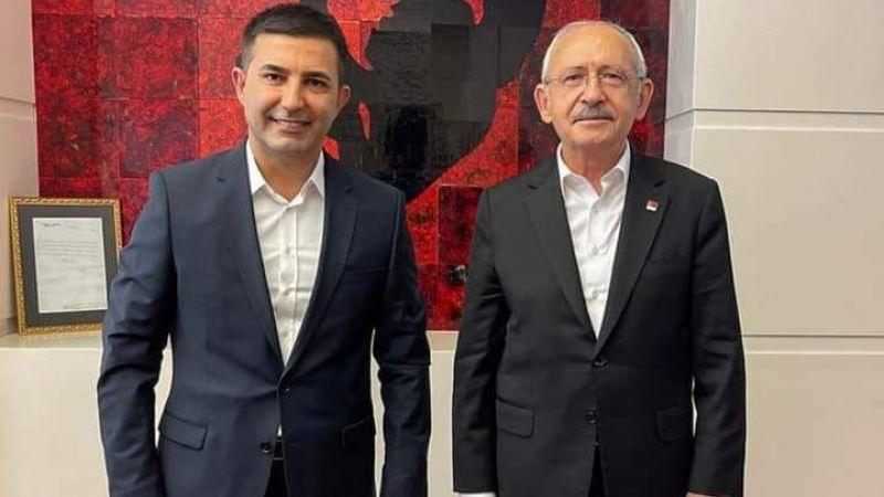 Başkan Ömer Günel, CHP Lideri Kemal Kılıçdaroğlu ile bir araya geldi