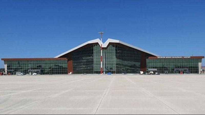 76 milyon TL harcanarak yapılan Balıkesir Merkez Havalimanı'na 18 aydır uçak inmedi