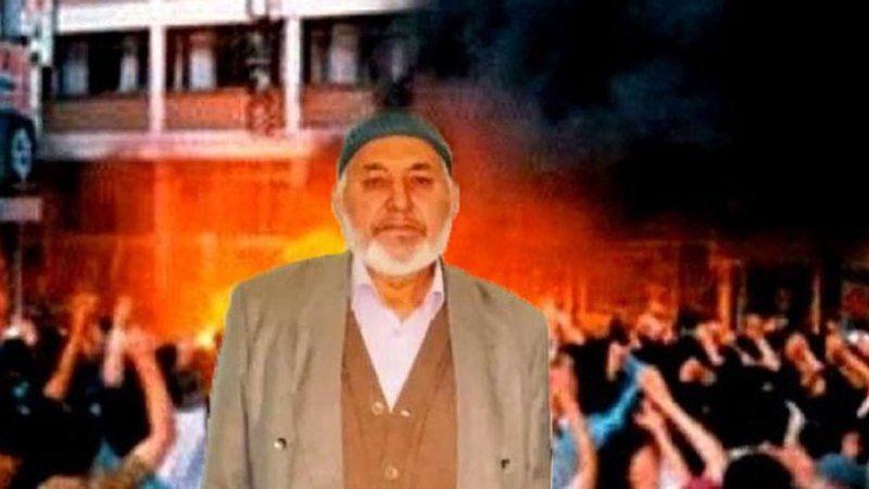Madımak Katliamı'nın baş faillerinden Ahmet Turan Kılıç öldü
