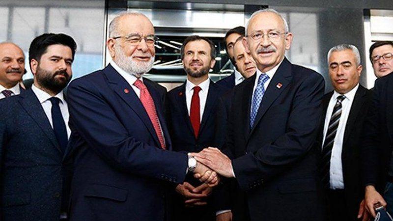 Karamollaoğlu: Kılıçdaroğlu'nu tebrik ediyorum bu yönü ile