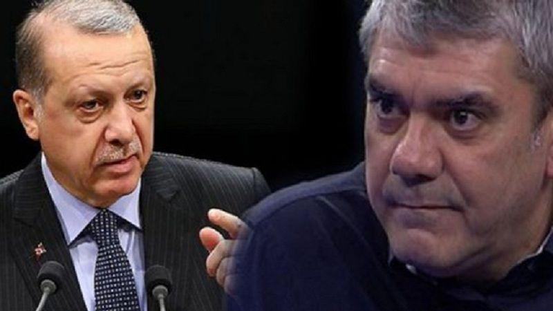 Yılmaz Özdil'den Erdoğan'a sert sözler: Kendini dünya lideri zanneden...