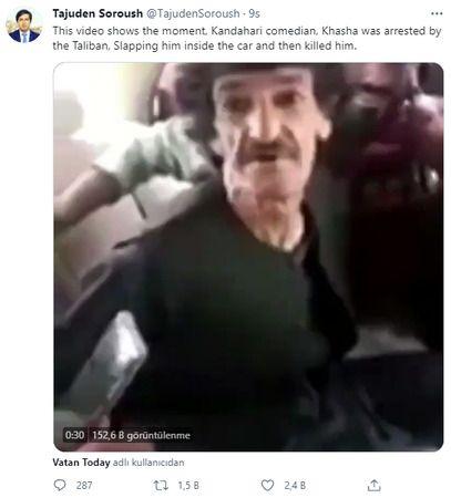 Terör örgütü, ünlü komedyeni kaçırıp infaz etti!