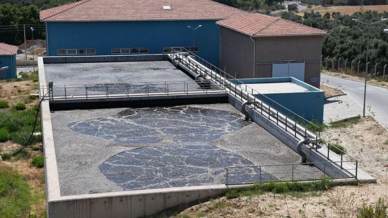 Kuşadası ileri biyolojik atık su arıtma tesisi tıkır tıkır çalışıyor