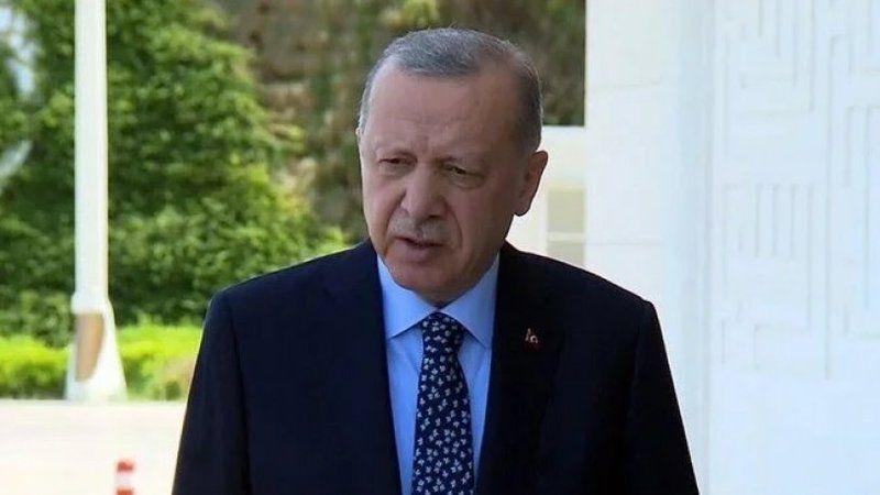 Erdoğan'dan kısıtlama açıklaması!