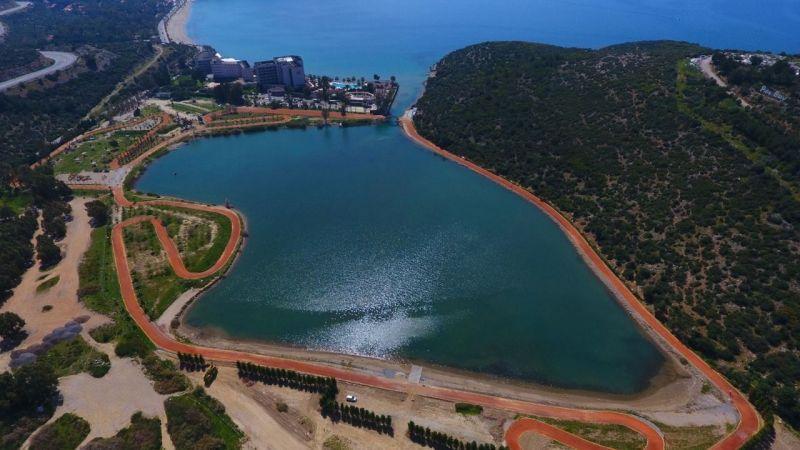 Başkan Ömer Günel talimat verdi, Adagöl ve Sevgi Plajı'nda mangal yakmak yasaklandı