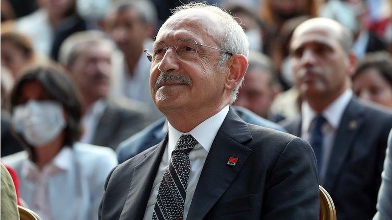 Kılıçdaroğlu'ndan Mete Gazoz'a tebrik mesajı
