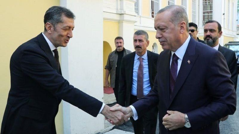 Ziya Selçuk'un yerini kim alacak? İşte Erdoğan'ın aklındaki 3 isim!