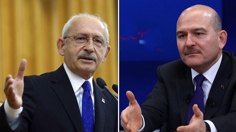 Süleyman Soylu'dan Kılıçdaroğlu'na jet 'göçmen' yanıtı
