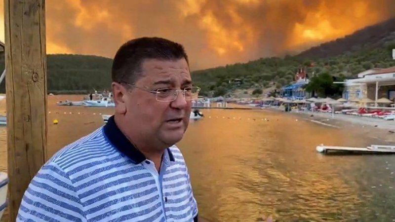 Bakan yardımcısından belediye başkanına: 'Uçaklar geliyor ama siz göremiyorsunuz'