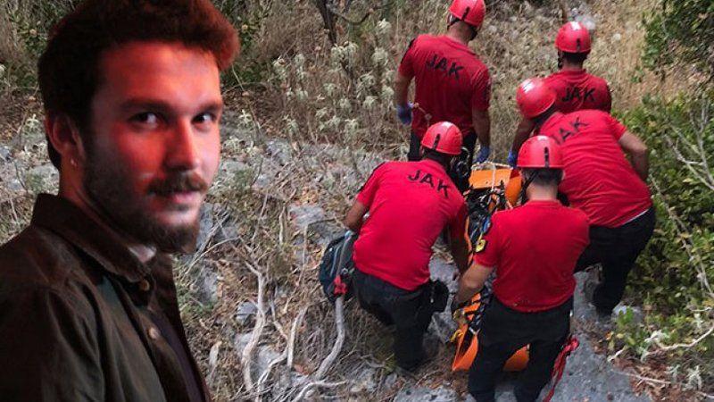 5 gündür kayıp olan Samet Işıtan'ın cansız bedeni bulundu!