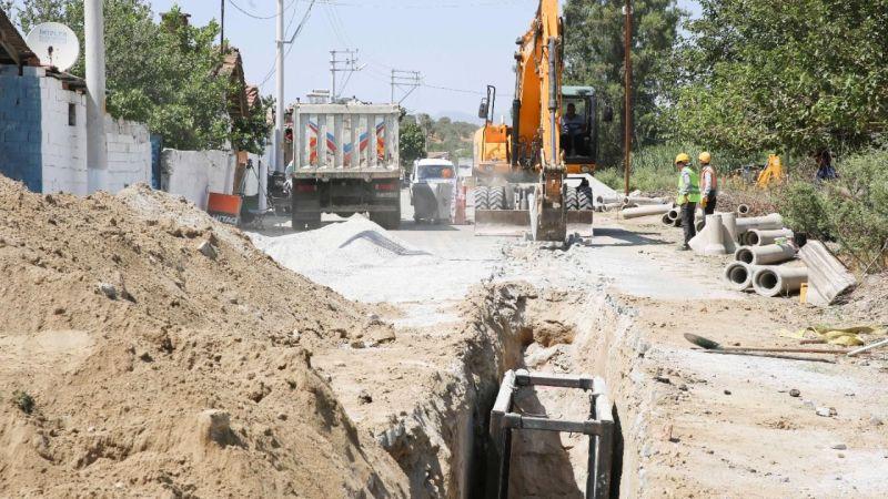 Aydın Büyükşehir Belediyesi'nden Germencik'e dev yatırım