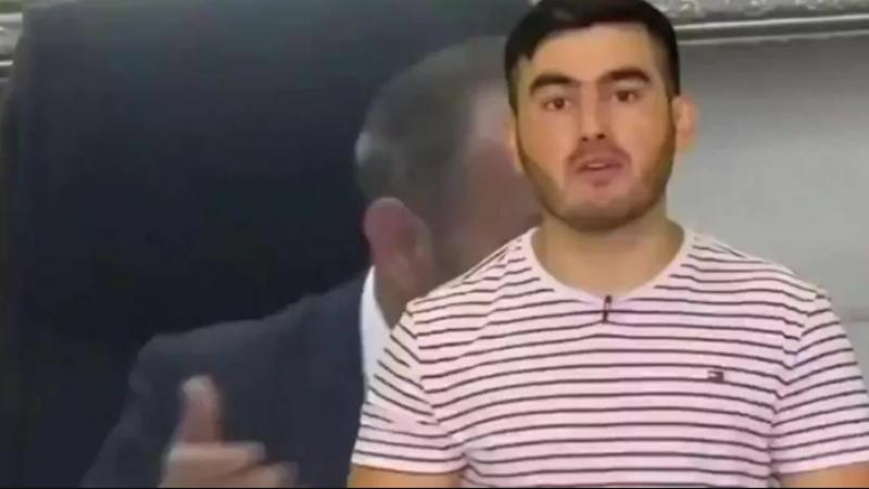Tanju Özcan'a ve kadınlara hakaret eden Afgan gazeteci: Saçma sapan konuştum