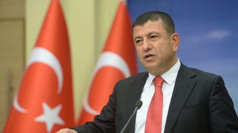 CHP'den Bekir Pakdemirli'ye istifa çağrısı