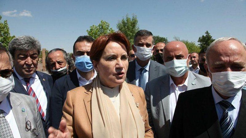 Sığınmacılardan dert yanan vatandaşa Akşener böyle yanıt verdi