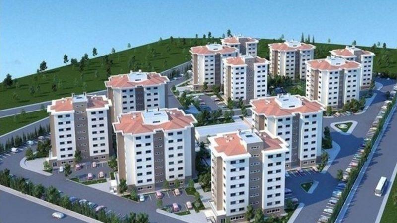 Aydın'da TOKİ evleri için geri sayım