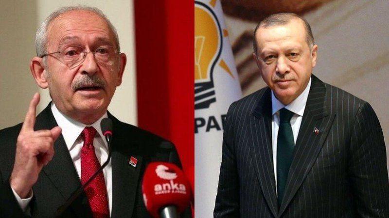 Kılıçdaroğlu'ndan Erdoğan'a: Hiçbir anlaşmaya imza atamayacaksın!