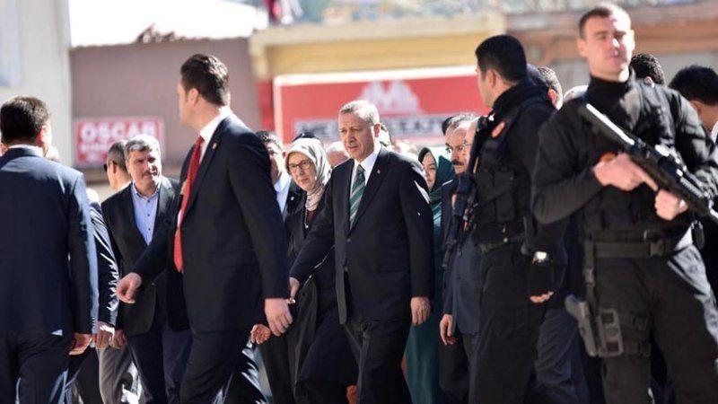 Erdoğan'ın korumalarına harcanan para dudak uçuklattı