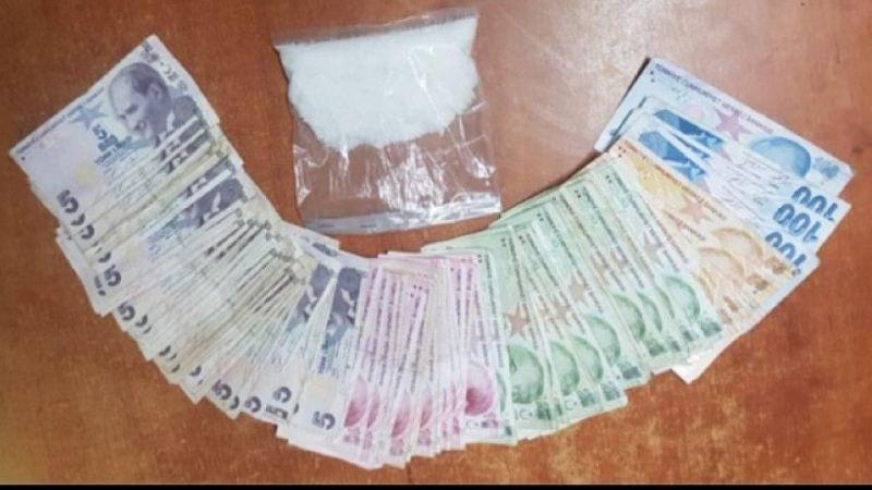 Aydın'da, üzerinde uyuşturucuyla yakalanan şüpheli tutuklandı