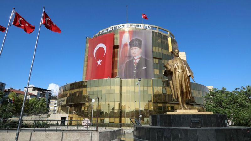 Aydın Büyükşehir Belediyesi ve Başkan Çerçioğlu'ndan 8 ayrı suç duyurusu