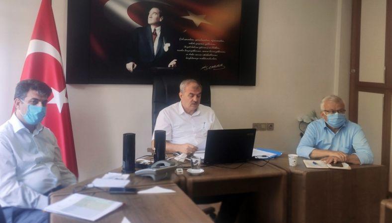 Aydın'da yeni eğitim-öğretim dönemine hazırlık çalışmaları değerlendirildi