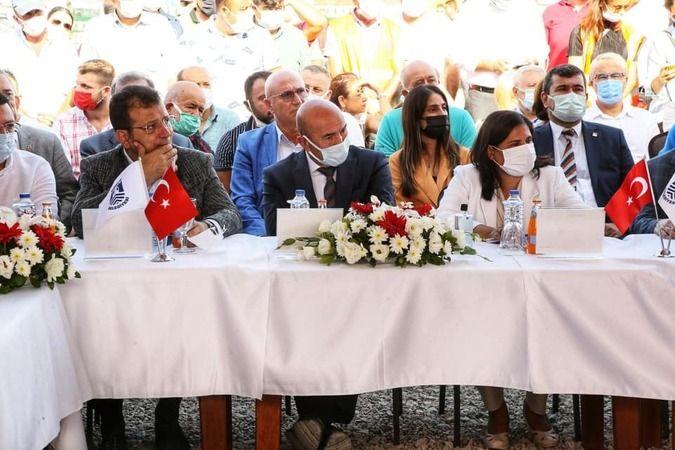 CHP lideri Kılıçdaroğlu ve Başkan Çerçioğlu'ndan Bodrum yangınından etkilenen bölgelere ziyaret